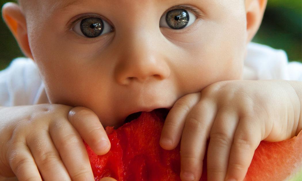 alimentos saludables niños