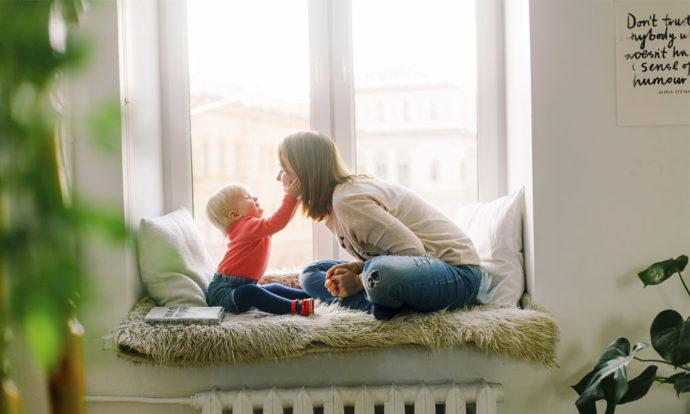 Cómo enseñar a hablar a tu bebé 1